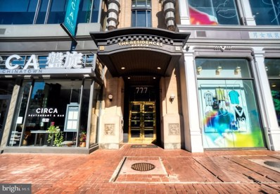 777 7TH Street NW UNIT 830, Washington, DC 20001 - MLS#: DCDC258188
