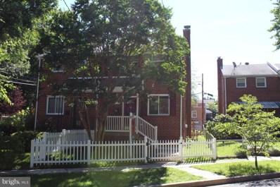 302 Burbank Street SE, Washington, DC 20019 - #: DCDC260376