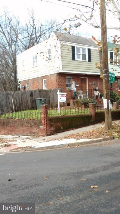 3321 22ND Street SE, Washington, DC 20020 - #: DCDC261234