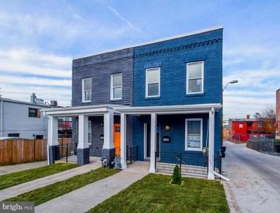1208 Holbrook Terrace NE, Washington, DC 20002 - #: DCDC291280