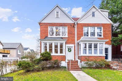 4437 Garrison Street NW, Washington, DC 20016 - MLS#: DCDC308312