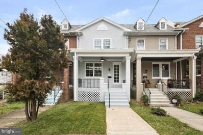 437 Hamilton Street NW, Washington, DC 20011 - #: DCDC308428