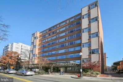 1545 18TH Street NW UNIT 603, Washington, DC 20036 - #: DCDC308906