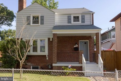 2005 NE Lawrence Street NE, Washington, DC 20018 - MLS#: DCDC309048