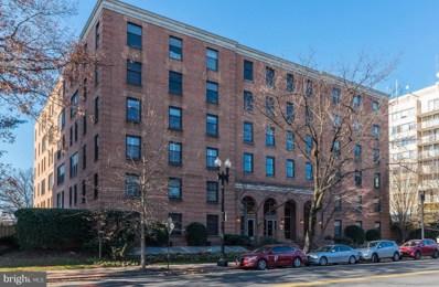 2828 Wisconsin Avenue NW UNIT 503, Washington, DC 20007 - #: DCDC309172
