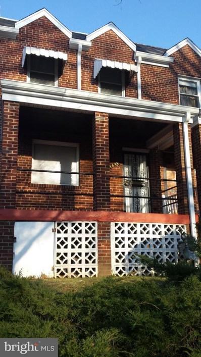 4633 12TH Street NE, Washington, DC 20017 - #: DCDC309332