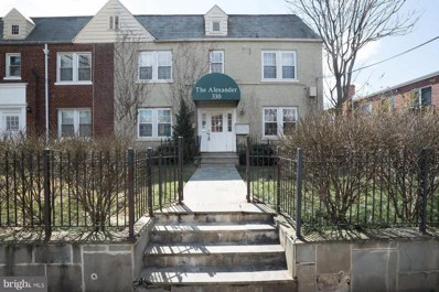 330 Delafield Place NW UNIT 3, Washington, DC 20011 - #: DCDC309678