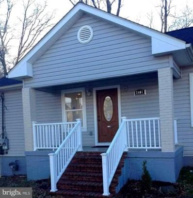 2407 Pomeroy Road SE, Washington, DC 20020 - #: DCDC310558