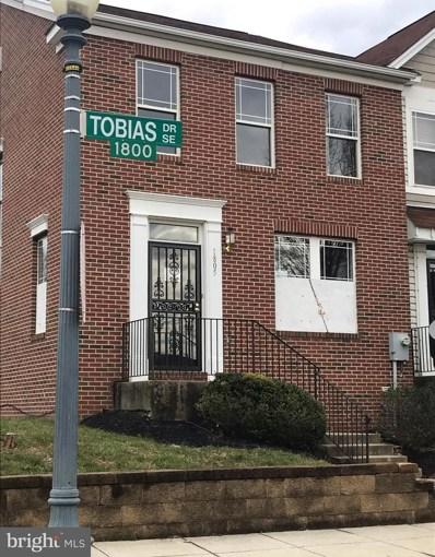 1805 Tobias Drive SE, Washington, DC 20020 - #: DCDC310864