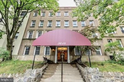3618 Connecticut Avenue NW UNIT 103, Washington, DC 20008 - #: DCDC347540