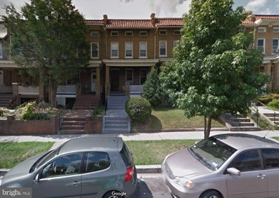 1322 Randolph Street NW, Washington, DC 20011 - #: DCDC365672