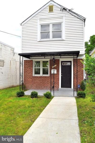 1713 Newton Street NE, Washington, DC 20018 - #: DCDC380334