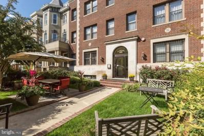 1321 Fairmont Street NW UNIT 201, Washington, DC 20009 - #: DCDC398448