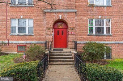 1446 Tuckerman Street NW UNIT 107, Washington, DC 20011 - #: DCDC398540