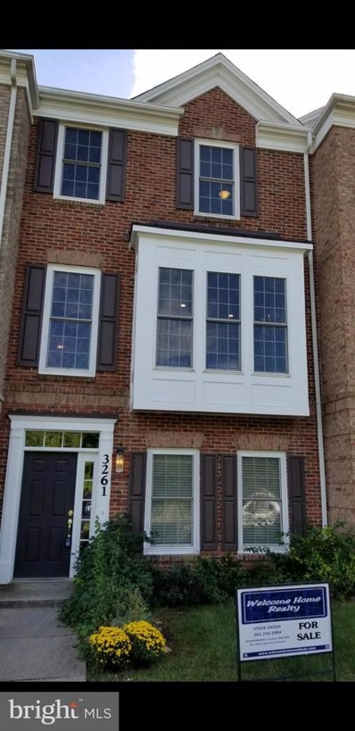 3261 Fort Lincoln Drive NE, Washington, DC 20018 - MLS#: DCDC398618