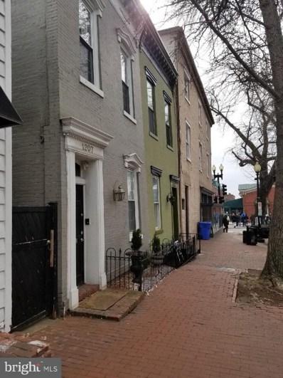 1205 Potomac Street NW, Washington, DC 20007 - #: DCDC398626