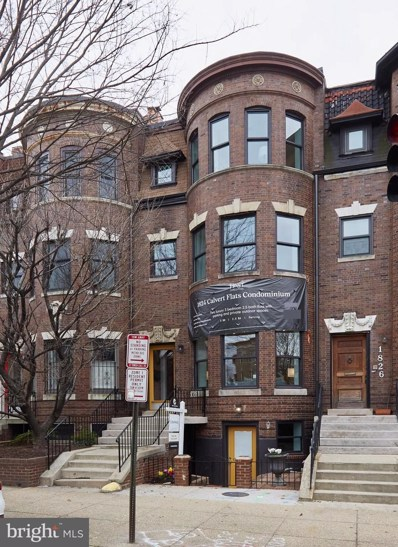1824 Calvert Street NW UNIT 1, Washington, DC 20009 - #: DCDC399096
