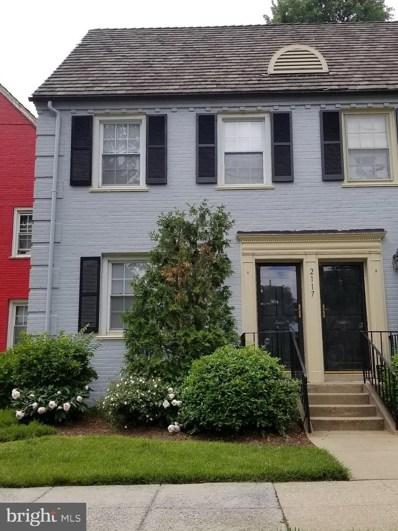 2117 Suitland Terrace SE UNIT A, Washington, DC 20020 - #: DCDC399524