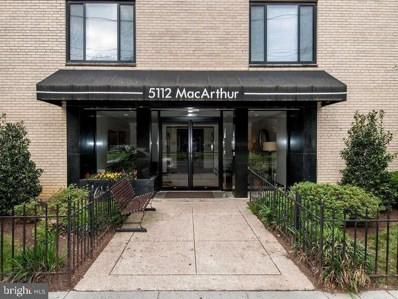 5112 Macarthur Boulevard NW UNIT 308, Washington, DC 20016 - #: DCDC400352