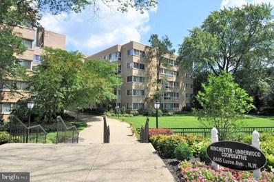 6445 Luzon Avenue NW UNIT 505, Washington, DC 20012 - #: DCDC400508
