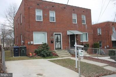 1811 Erie Street SE, Washington, DC 20020 - #: DCDC401044