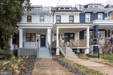 431 Delafield Place NW, Washington, DC 20011 - #: DCDC401366