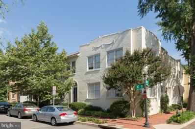 2603 O Street NW UNIT 1, Washington, DC 20007 - #: DCDC401520