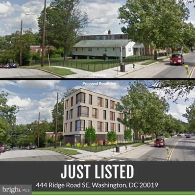 444 Ridge Road SE, Washington, DC 20019 - #: DCDC402112