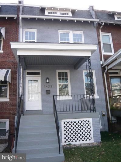 1423 Morse Street NE, Washington, DC 20002 - MLS#: DCDC402154
