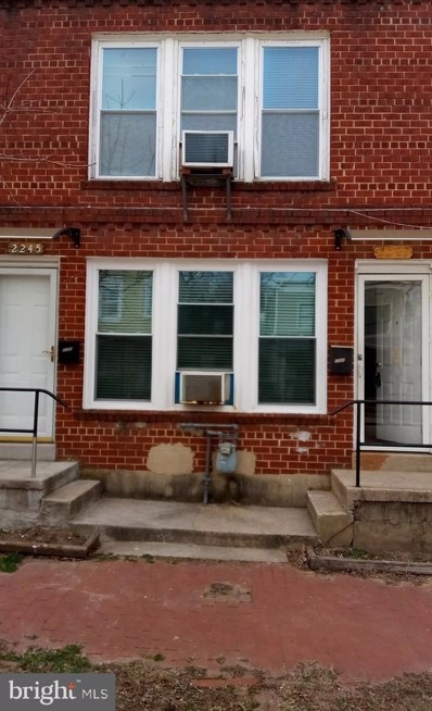 2243 SE Chester Street SE, Washington, DC 20020 - #: DCDC402816