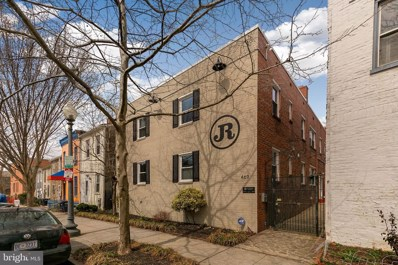 469 Ridge Street NW UNIT 8, Washington, DC 20001 - #: DCDC403098