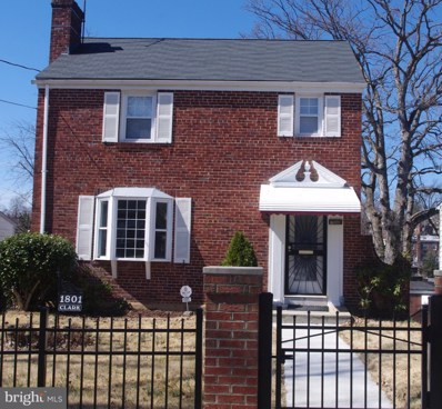 1801 41ST Place SE, Washington, DC 20020 - #: DCDC403276
