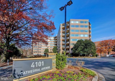 4101 Cathedral Avenue NW UNIT 1205, Washington, DC 20016 - #: DCDC420240