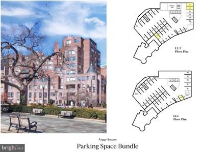 3 Washington Circle NW UNIT P18, Washington, DC 20037 - #: DCDC420712