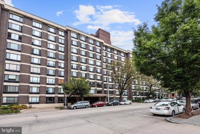 2501 Calvert Street NW UNIT 601, Washington, DC 20008 - MLS#: DCDC421216