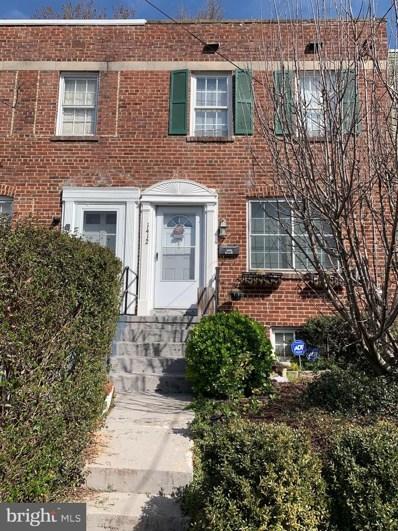 1412 Bangor Street SE, Washington, DC 20020 - #: DCDC421924