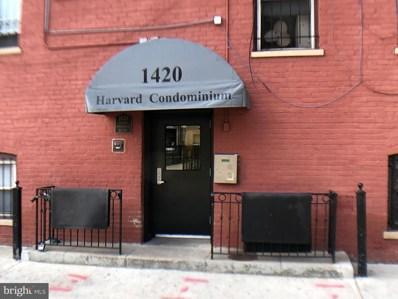 1420 Harvard Street NW UNIT 304, Washington, DC 20009 - MLS#: DCDC422244