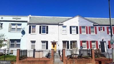 1614 NE Isherwood Street NE UNIT 101, Washington, DC 20002 - #: DCDC422308
