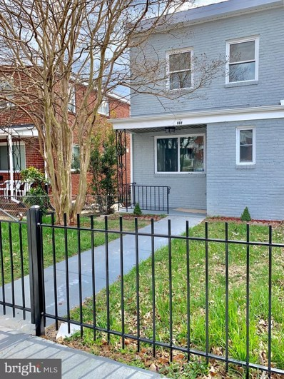 735 Oglethorpe Street NE, Washington, DC 20011 - #: DCDC422388
