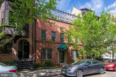 1817 Swann Street NW UNIT A, Washington, DC 20009 - #: DCDC422844
