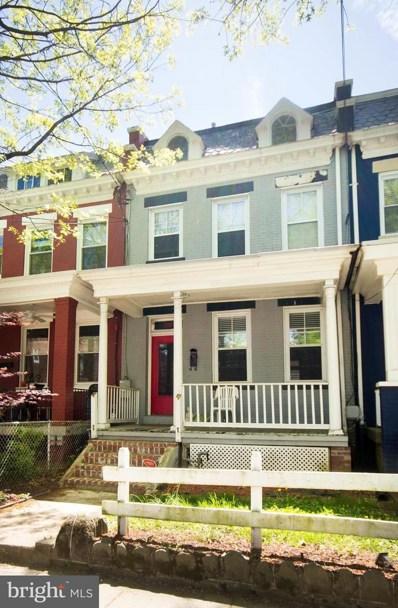 1206 Shepherd Street NW, Washington, DC 20011 - #: DCDC423970