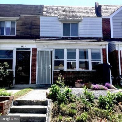 3423 Baker Street NE, Washington, DC 20019 - #: DCDC424384