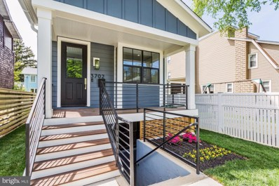 3702 22ND Street NE, Washington, DC 20018 - #: DCDC424422