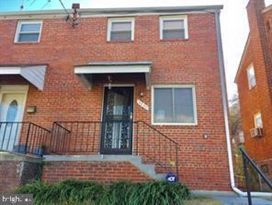 4225 H Street SE, Washington, DC 20019 - MLS#: DCDC424880