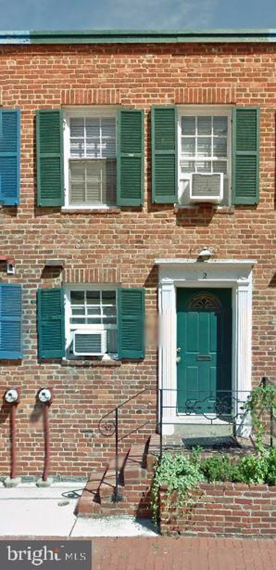2 Browns Court SE, Washington, DC 20003 - #: DCDC425544
