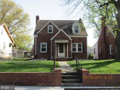 23 Longfellow Street NE, Washington, DC 20011 - #: DCDC426448