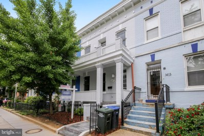 1415 Monroe Street NW, Washington, DC 20010 - #: DCDC426574