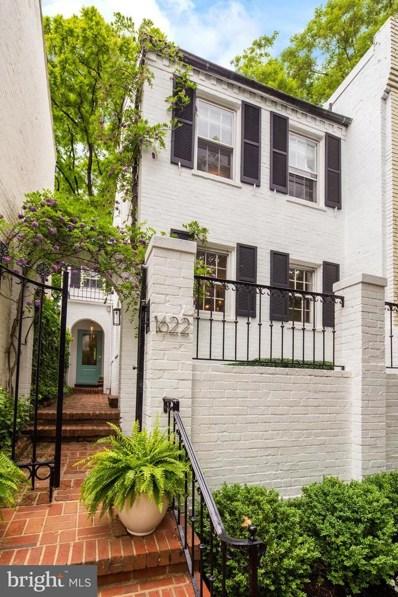 1622 33RD Street NW, Washington, DC 20007 - MLS#: DCDC427110
