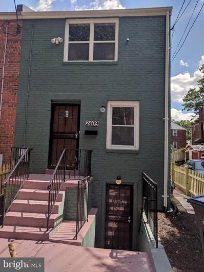 2409 Savannah Street SE, Washington, DC 20020 - #: DCDC427728