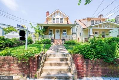 1223 Hamilton Street NW, Washington, DC 20011 - #: DCDC427978